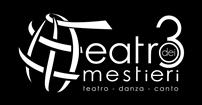 Teatro dei 3 Mestieri Logo